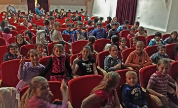 Cinematour KIDS la Rasnov